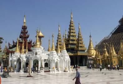 Myanmar Schwedagon