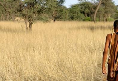 Namibia Buschmänner