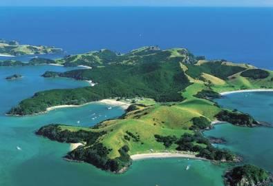Neuseeland Bay of Islands-Urupukapuka Island