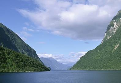 Neuseeland Doubtful Sound