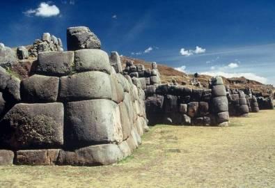 Peru Cusczo Sacsayhuaman