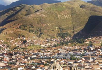 Peru Cuzcon
