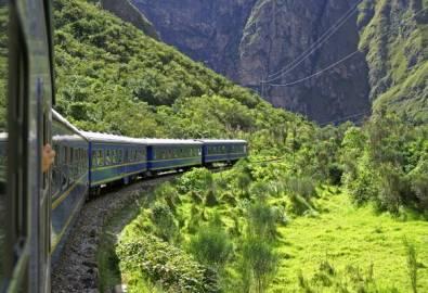 Peru Zug Machu Picchu