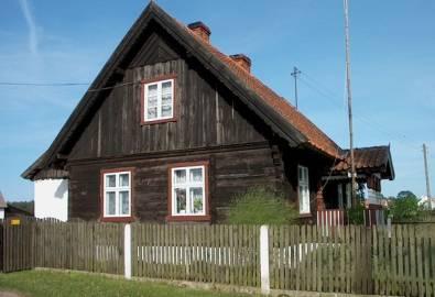 Polen Masuren masurisches Haus