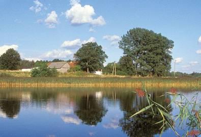 Polen masurische Seenplatte