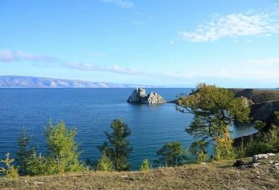 Russland Baikal See