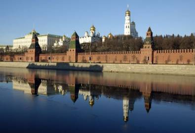 Russland Moskau Kreml