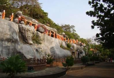 Sri Lanka Dambulla Höhlentempel