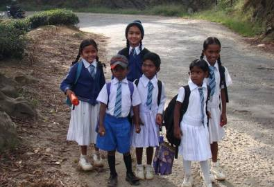 Sri Lanka Schulkinder