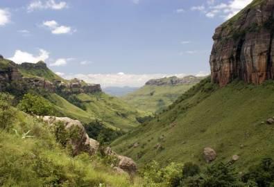 Südafrika Dragensberge