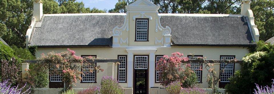 Südafrika Kap Holländisches Haus