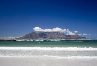 Südafrika Kapstadt Meer
