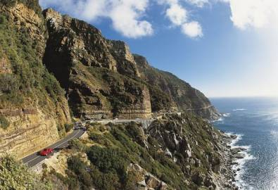 Südafrika Kapstadt Chapmans Peak