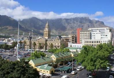 Südafrika Kapstadt Rathaus