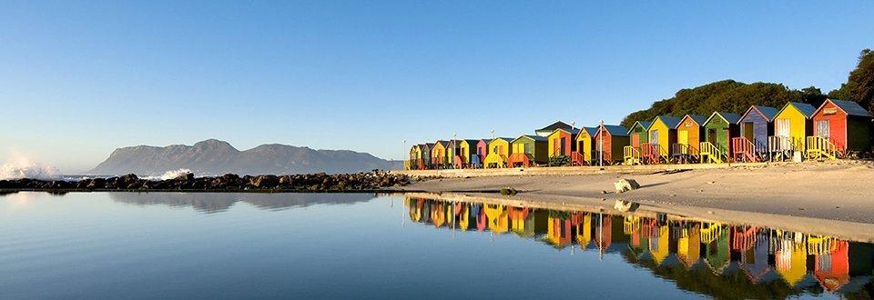 Südafrika Kapstadt St. James Beach