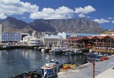 Südafrika Kapstadt Waterfront