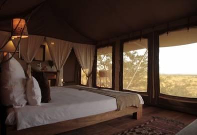 Tansania Grumeti Tented Camp