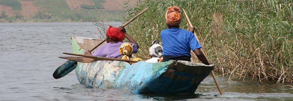 Uganda Lake Bunyonyi Boot