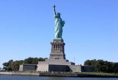 USA New York Freiheitsstatue
