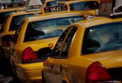 USA New York Taxis