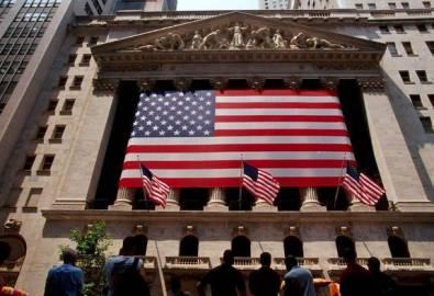 USA New York Wall Street