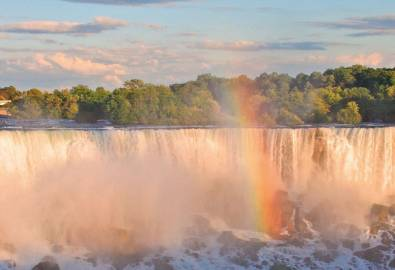 USA Ost Kanada Ost Niagara Falls