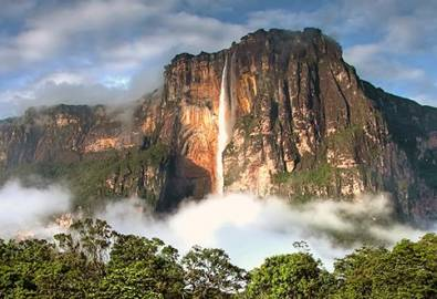 Venezuela Canaima Angel Fall