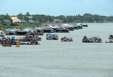 Vietnam Chau Doc Mekong