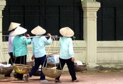 Vietnam Han Frauen