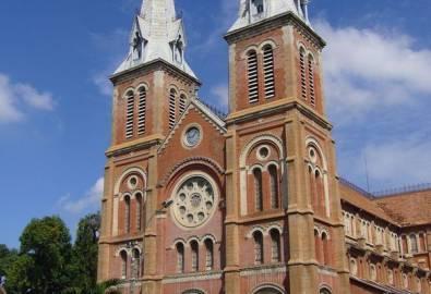 Vietnam Ho Chi Ming Notre Dame