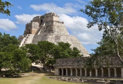 Mexiko - Uxmal
